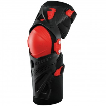 Ginocchiere Cross Thor Force XP Knee Red