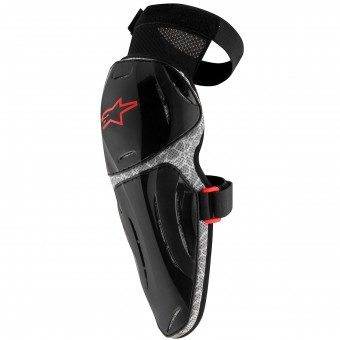 Ginocchiere Cross Alpinestars Vapor Pro Knee Black Grey
