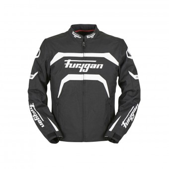 Giacche moto Furygan Arrow Black White