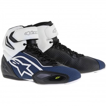 Sneakers Moto Alpinestars Faaster 2 Vented Black Navy