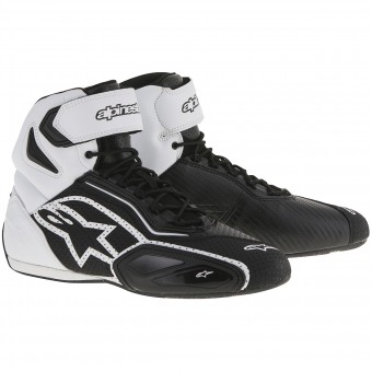 Sneakers Moto Alpinestars Faster 2 Vented Black White