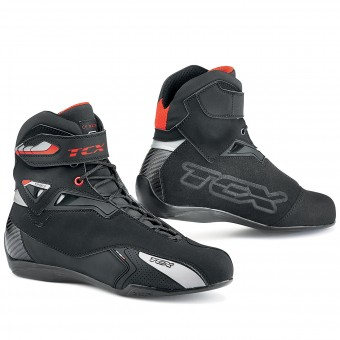Sneakers Moto TCX Rush Waterproof Black