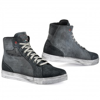 Sneakers Moto TCX Street Ace Air Anthracite