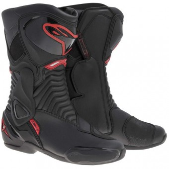 Stivali Moto Alpinestars SMX 6 Black Red