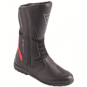 Stivali Moto Dainese Tempest D-Waterproof Black Red