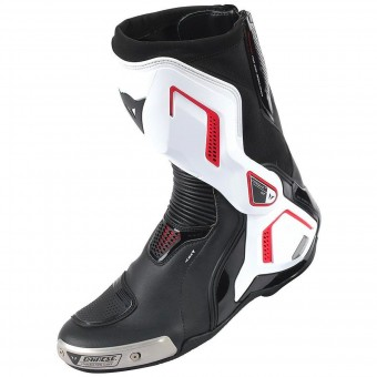 Stivali Moto Dainese Torque D1 Out Lady Black White Red