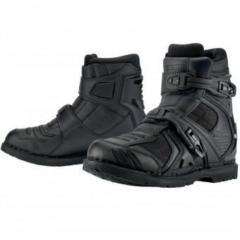 Scarpe Moto ICON Field Armor 2 Black