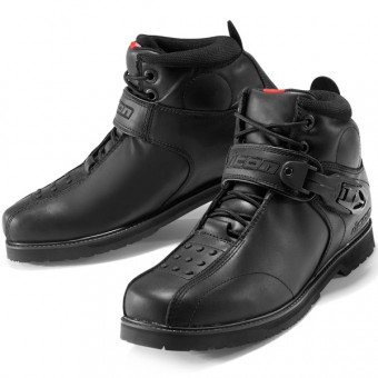 Scarpe Moto ICON Superduty 4 Black