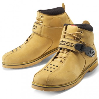 Scarpe Moto ICON Superduty 4 Wheat