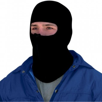 Sottocasco Moto Zanheadgear Microfleece Balaclava With Zipper