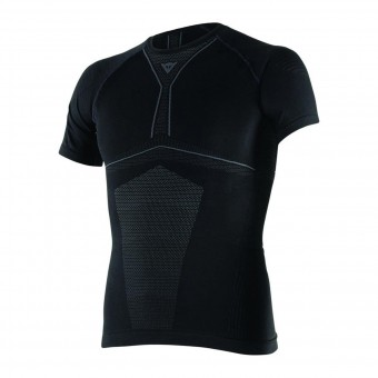 Maglia Intima Riscaldata Dainese D-Core Dry Tee SS Black