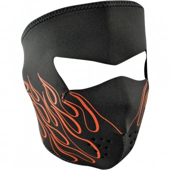 Collare invernale Zanheadgear Orange Flame
