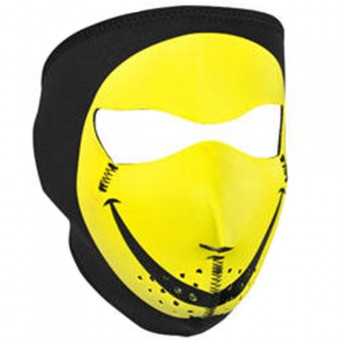 Collare invernale Zanheadgear Smiley Face