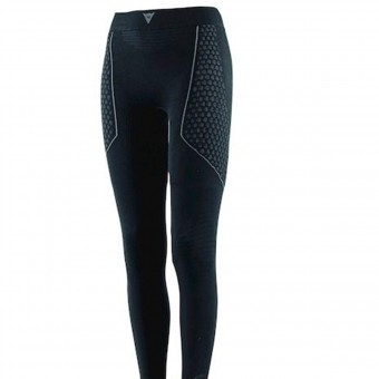 Pantalone Intimo Riscaldato Dainese D-Core Thermo Pant LL Lady Black Anthracite