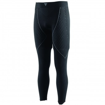 Pantalone Intimo Riscaldato Dainese D-Core Thermo Pant LL Black Anthracite