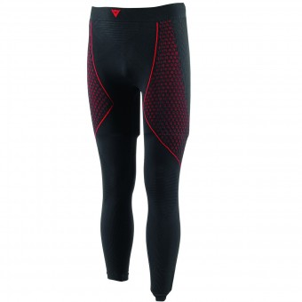 Pantalone Intimo Riscaldato Dainese D-Core Thermo Pant LL Black Red