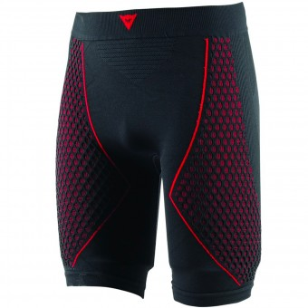 Pantalone Intimo Riscaldato Dainese D-Core Thermo Pant SL Black Red