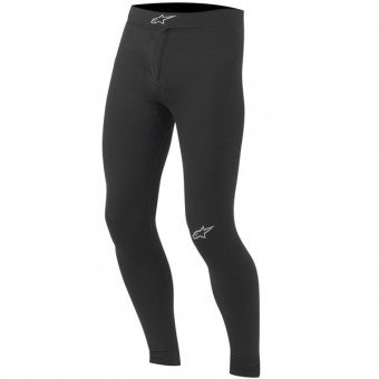 Pantalone Intimo Riscaldato Alpinestars Winter Tech Performance Bottom Nero