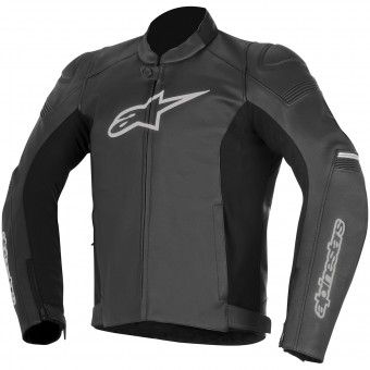 Giacche moto Alpinestars SP-1 Leather Black
