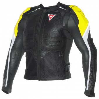 Giacche moto Dainese Sport Guard Black Yellow Fluo