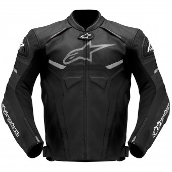 Giacche moto Alpinestars Celer Leather Black