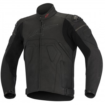 Giacche moto Alpinestars Core Leather Black
