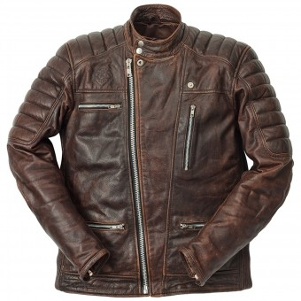 Giacche moto Ride & Sons Empire Used Brown