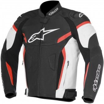Giacche moto Alpinestars GP Plus R V2 Airflow Black White Red