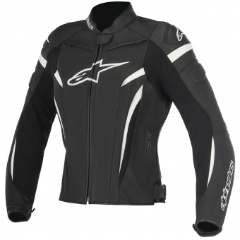 Giacche moto Alpinestars Stella GP Plus R V2 Black White