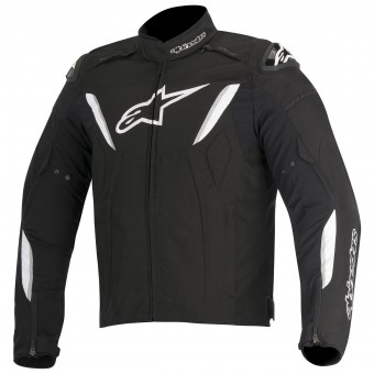 Giacche moto Alpinestars T-GP R Waterproof Black White