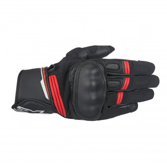 Guanti moto Alpinestars Booster Black Red