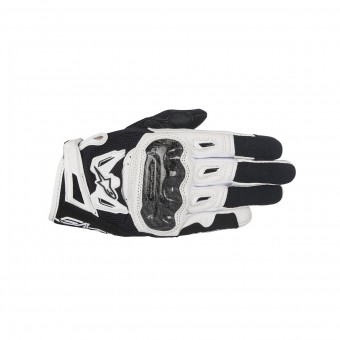 Guanti moto Alpinestars Stella SMX-2 Air Carbon V2 Black White