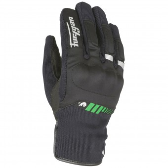 Guanti moto Furygan Jet All Season Black Green