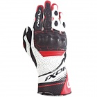 Guanti moto Ixon Rs Rallye Hp Black White Red