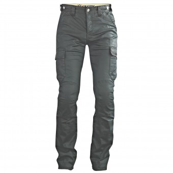 Jeans moto Ixon Owen Flash Black