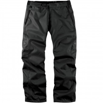 Pantalone moto ICON Device Stealth