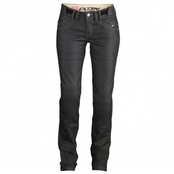 Jeans moto Ixon Ashley Nero