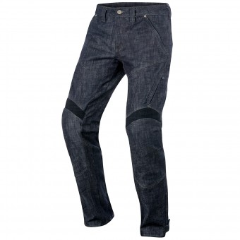 Jeans moto Alpinestars Riffs Tech Denim Raw Indigo