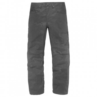 Pantalone moto ICON Royal Drive Stealth
