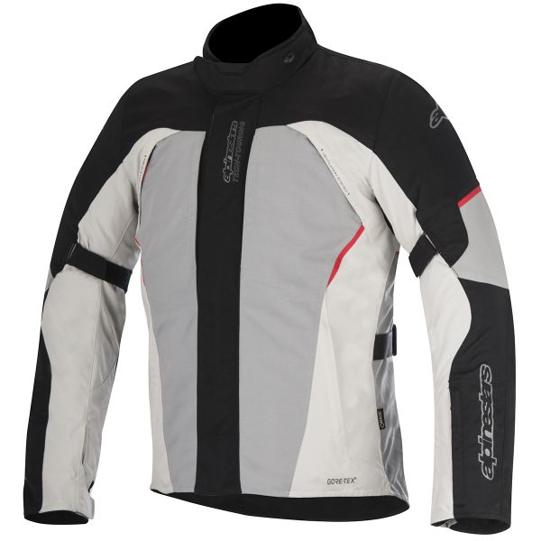 Giacche moto Alpinestars Ares Gore-Tex Black Grey Red