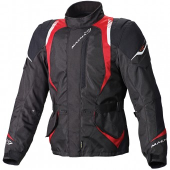 Giacche Moto Lunghe Macna Escape Jacket Red