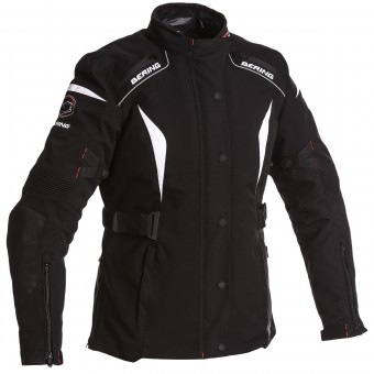 Giacche Moto Lunghe Bering Lady Safari 3 in 1 Black