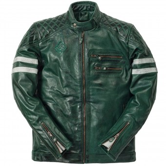 Giacche moto Ride & Sons Magnificient Skin Forrest Green