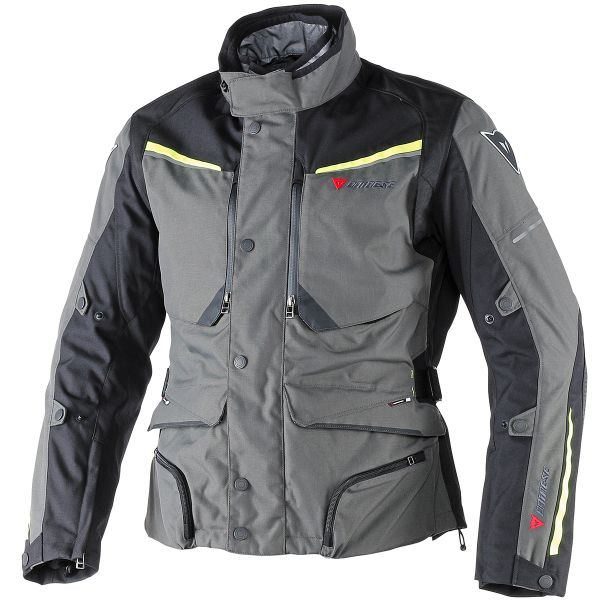Giacche moto Dainese Sandstorm Gore-Tex Black Yellow Fluo