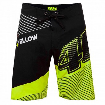 Regali VR 46 Board Short Black VR46