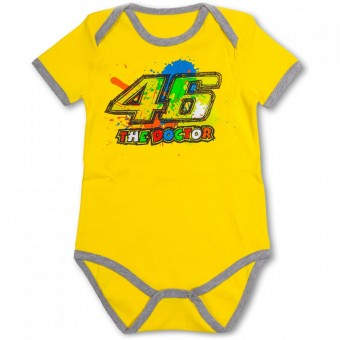 Regali VR 46 Baby Body Yellow VR46