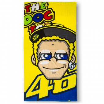 Regali VR 46 Beach Towel The Doctor VR46