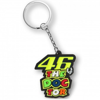 Regali VR 46 Key Holder The Doctor VR46