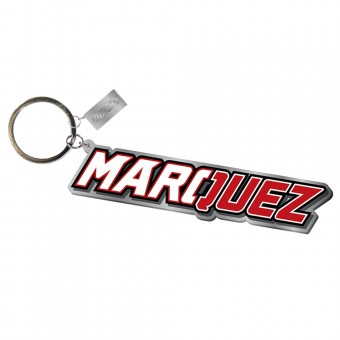 Regali Marquez 93 Metal Key Holder Red MM93