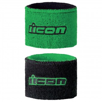 Regali ICON Wristbands Green Reversibile